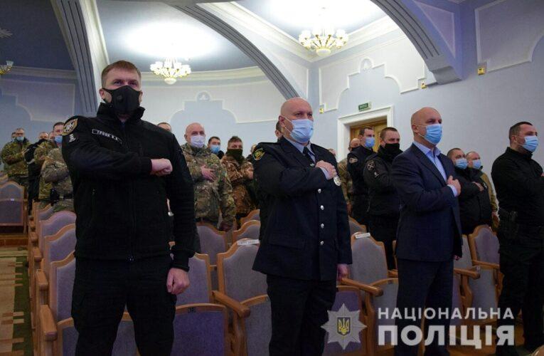 День добровольца: руководство МВД наградило бойцов добробатов в зоне ООС